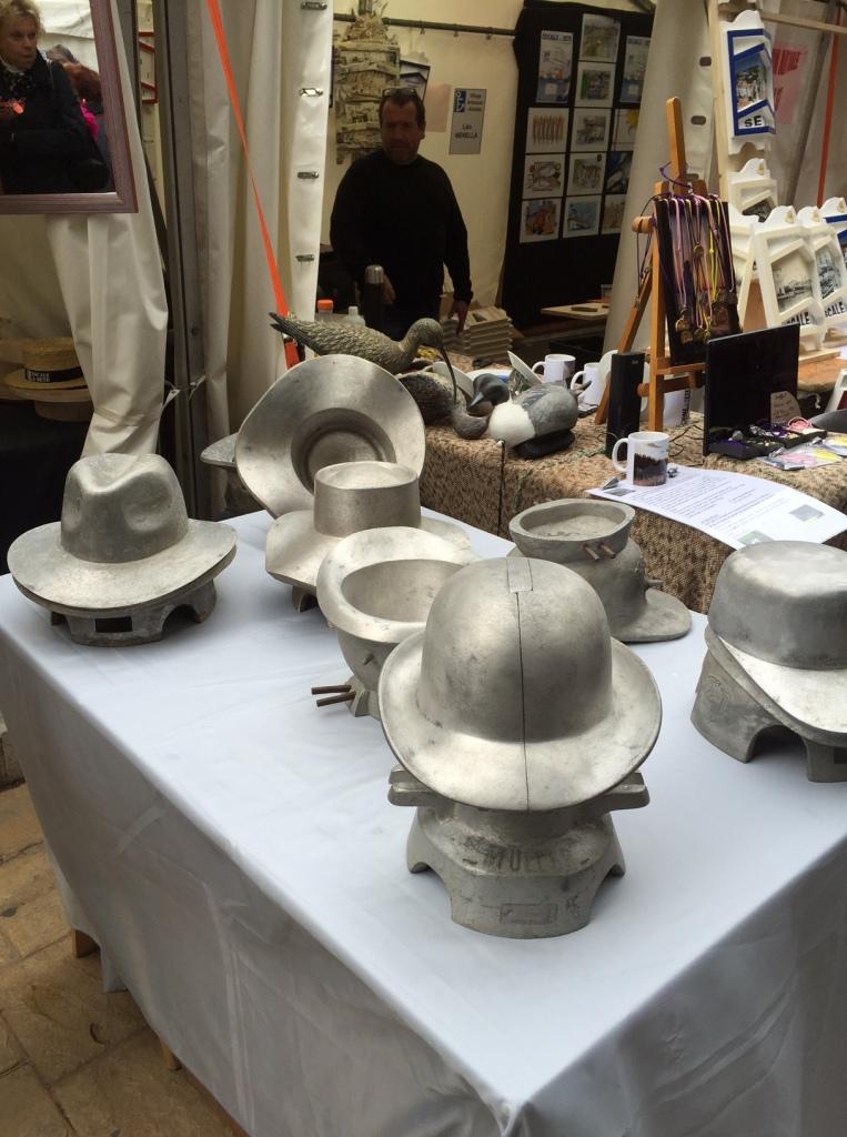 Hattillverkning